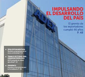 Revista Institucional de la Asociación de Exportadores (ADEX)