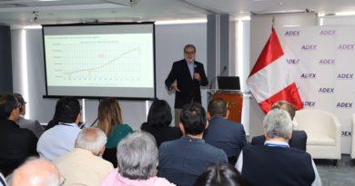 Conversatorio CIEN-ADEX: 'Crisis política y cambios económicos'