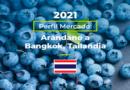 Perfil Mercado: Arándano a Tailandia