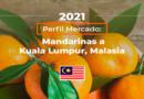 Perfil Mercado: Mandarinas a Malasia